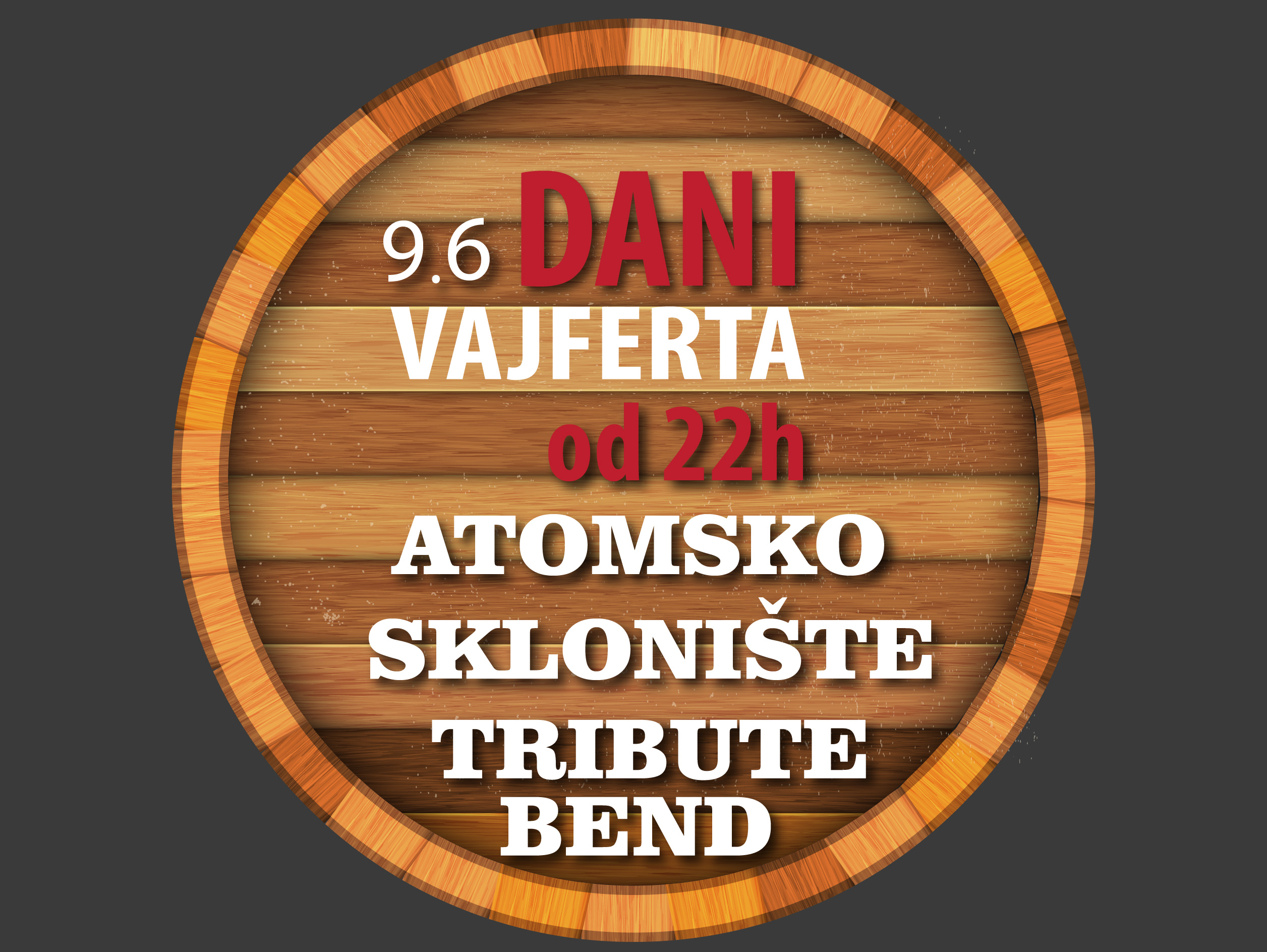 ATOMSKO SKLONIŠTE TRIBUTE BAND